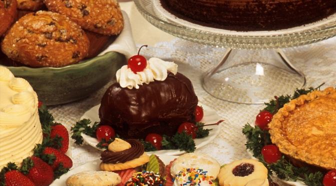 Sinful Desserts